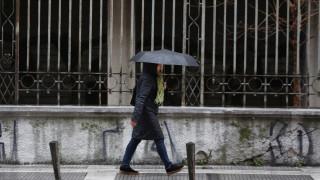 Καιρός: Βροχές και νεφώσεις σήμερα