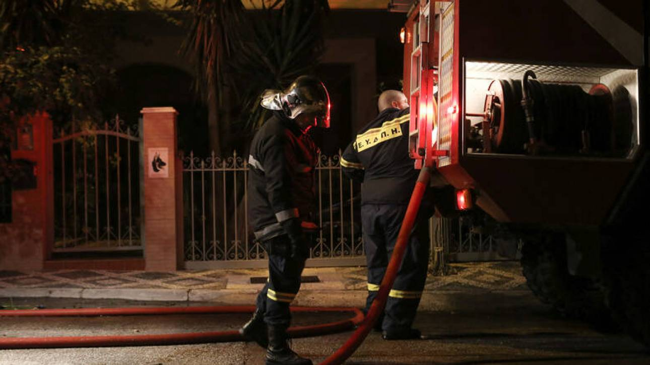 Νεκρή γυναίκα μετά από φωτιά σε σπίτι στο Νέο Κόσμο