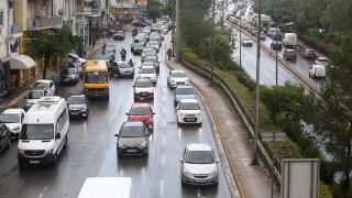 Κυκλοφοριακά προβλήματα στην Κατεχάκη - Έσπασε αγωγός