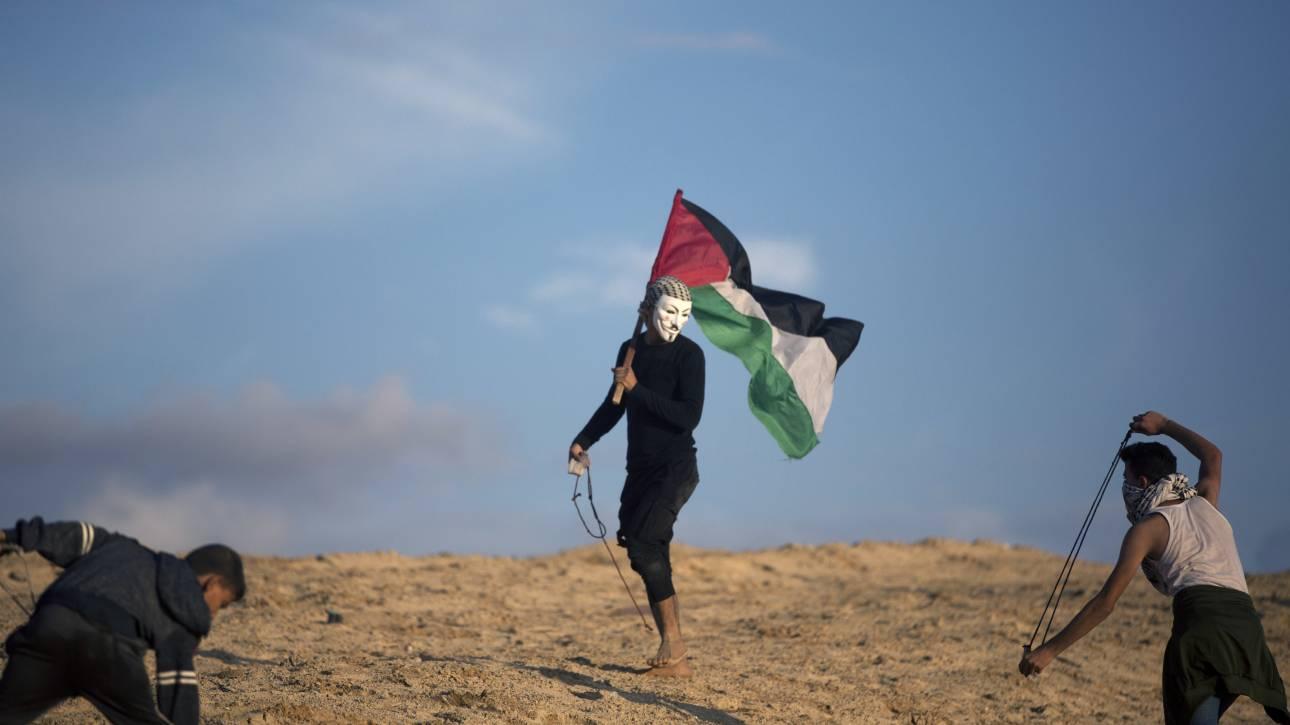 Τίποτα λιγότερο από τα Ψηφίσματα του ΟΗΕ για την Παλαιστίνη