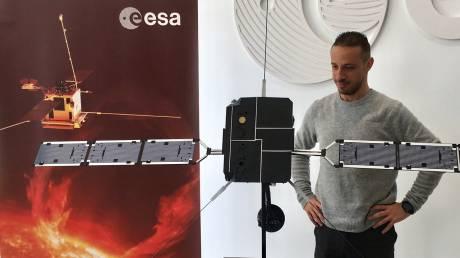Γιάννης Ζουγανέλης: Ο αστροφυσικός που βρίσκεται πίσω από την αποστολή στον ήλιο μιλά στο CNN Greece