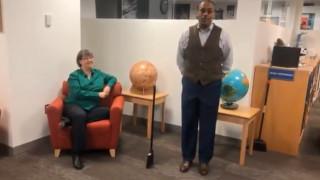 #BroomstickChallenge: Η NASA διαψεύδει τη viral μόδα των social media