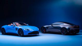 Η νέα Aston Martin Vantage Roadster έχει την πιο γρήγορη μαλακή οροφή στον κόσμο