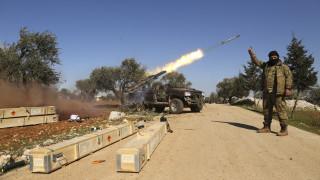 Συρία: Επίθεση με ρουκέτες κατά του Χαλεπίου από τον τουρκικό στρατό