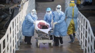 Κοροναϊός: Ξεπέρασαν τους 1.300 οι νεκροί - 242 θάνατοι σε ένα 24ωρο στη Χουμπέι