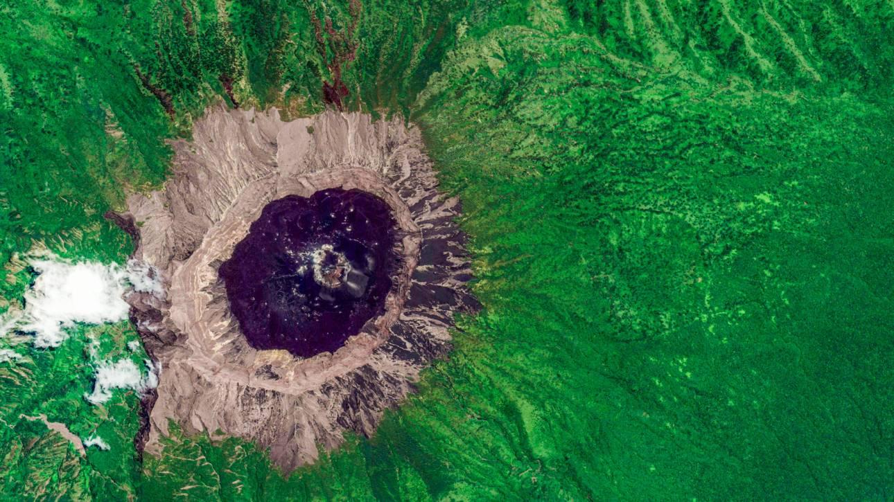 Οι νέες φωτογραφίες της Google Earth View «κόβουν» την ανάσα