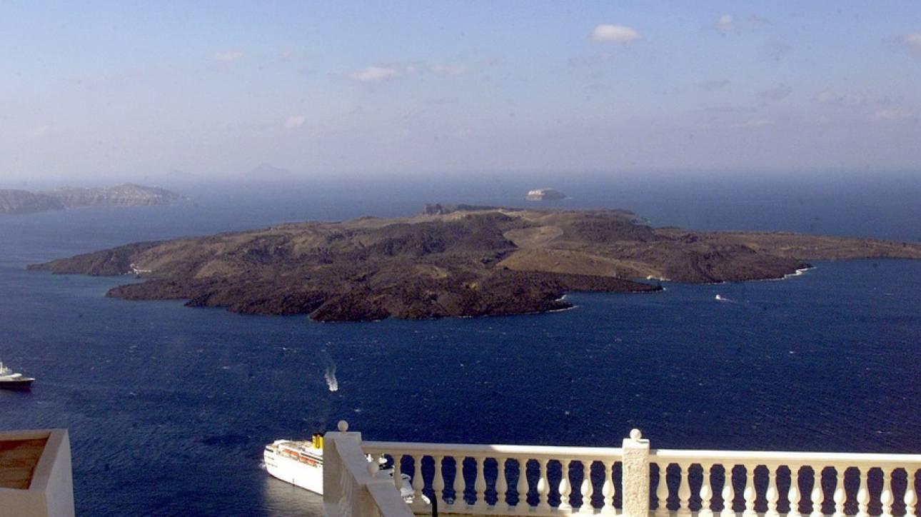Ηφαίστειο Σαντορίνης: Το σχέδιο έκτακτης δράσης της ΓΓ Πολιτικής Προστασίας