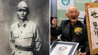 Ο γηραιότερος άνδρας στον κόσμο είναι (σχεδόν) 113 και μοιράζεται τα μυστικά μακροζωίας του