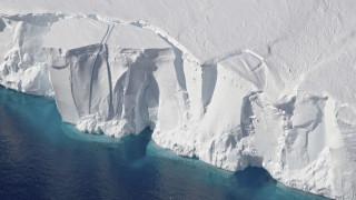 Παγόβουνο μεγέθους... Μάλτας αποκολλήθηκε από παγετώνα της Ανταρκτικής