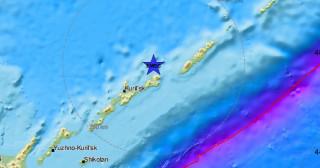 Ισχυρός σεισμός μεταξύ Ιαπωνίας - Ρωσίας