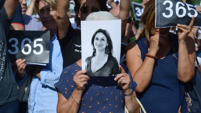 Έρευνα στη Γαλλία για τη δολοφονία της Μαλτέζας δημοσιογράφου