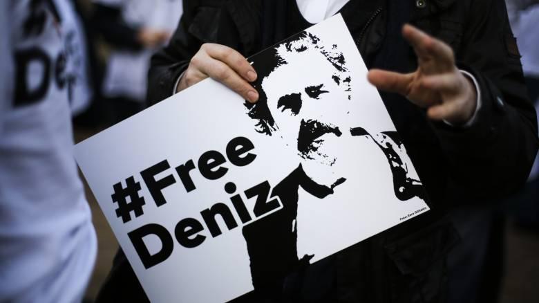 Τουρκία: Κάθειρξη 16 ετών προτείνει ο εισαγγελέας για τον Ντενίζ Γιουτζέλ