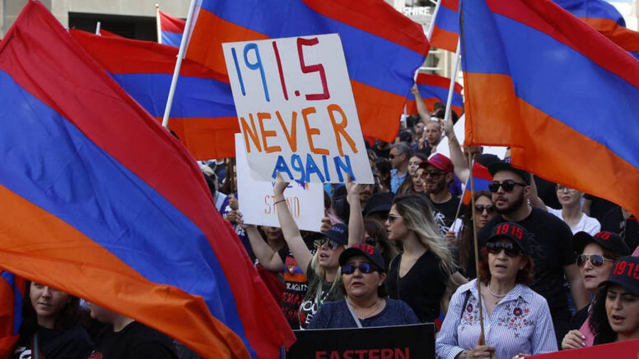 Η Συρία αναγνώρισε τη Γενοκτονία των Αρμενίων - Οργή στην Άγκυρα