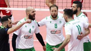 Ολυμπιακός - Παναθηναϊκός 2-3: Μεγάλη ανατροπή και πράσινη «κυριαρχία»