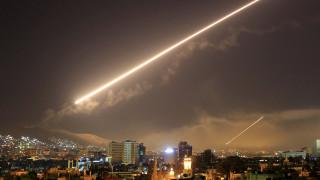 Συρία: Αναχαιτίστηκαν πύραυλοι που εκτοξεύθηκαν από εναέριο χώρο του Ισραήλ