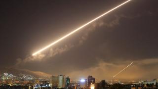 Συρία: Ολονύκτιοι βομβαρδισμοί από το Ισραήλ