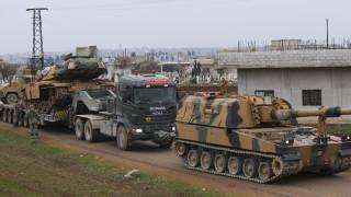 Τουρκικά ΜΜΕ: Μεταφορά τουρκικών στρατευμάτων από τον Έβρο στη Συρία