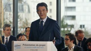 Γαλλία: Παραιτήθηκε ο εκλεκτός του Μακρόν για τη δημαρχία Παρισιού λόγω sex video