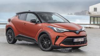 Η Toyota θα διευρύνει τη γκάμα των GR μοντέλων της τόσο με το C-HR όσο και με την Corolla