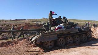Συρία: Προελαύνει στο Ιντλίμπ ο Άσαντ – Αντάρτες κατέρριψαν ελικόπτερο