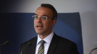 Σταϊκούρας: Αιχμές κατά τραπεζών για τη μη ρύθμιση οφειλών δανειοληπτών