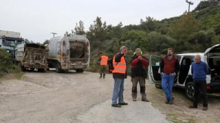 Μυτιλήνη: Πολίτες απέκλεισαν τη θέση που σχεδιάζεται κλειστή δομή