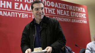 ΣΥΡΙΖΑ: Η μάχη της... βασιλόπιτας και το δίλημμα του ονόματος