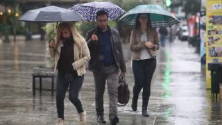 Καιρός: Βροχές και καταιγίδες το Σάββατο - Ποιες περιοχές θα επηρεαστούν