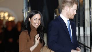 Ο πρίγκιπας Χάρι και η Μέγκαν κλείνουν το γραφείο τους στο Μπάκιγχαμ