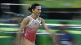 Οξάνα Τσουσοβίτινα: Η «γιαγιά» της ενόργανης ετοιμάζεται για τους Ολυμπιακούς του Τόκιο