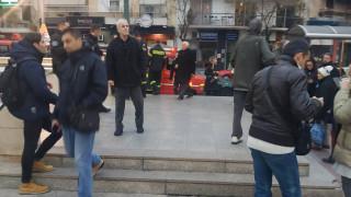 Νεκρός ο άντρας που έπεσε στις ράγες στον σταθμό «Άγιος Ιωάννης»