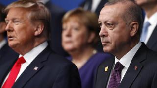 Τηλεφωνική επικοινωνία Ερντογάν-Τραμπ για Λιβύη και Συρία