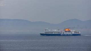 Ταλαιπωρίας συνέχεια για τους επιβάτες του Blue Star 2