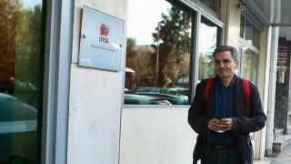 Τσακαλώτος στην ΚΕ ΣΥΡΙΖΑ: Δεν θεωρώ ότι το όνομα είναι το μείζον θέμα