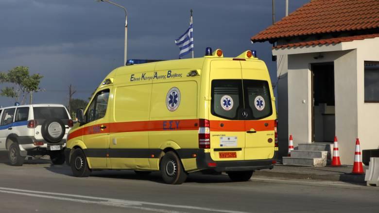 Θεσσαλονίκη: Σοβαρό τροχαίο στην Περιφερειακή με θύμα οδηγό μηχανής