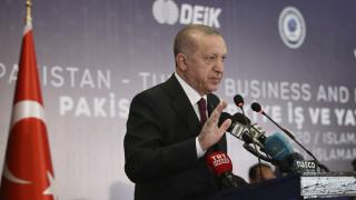 Ερντογάν: Θα στείλουμε και τρίτο γεωτρύπανο στην ανατολική Μεσόγειο