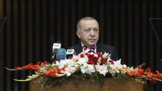 Ερντογάν: Εάν δεν φύγει ο Άσαντ από την Ιντλίμπ, δεν θα ηρεμήσουν τα πράγματα