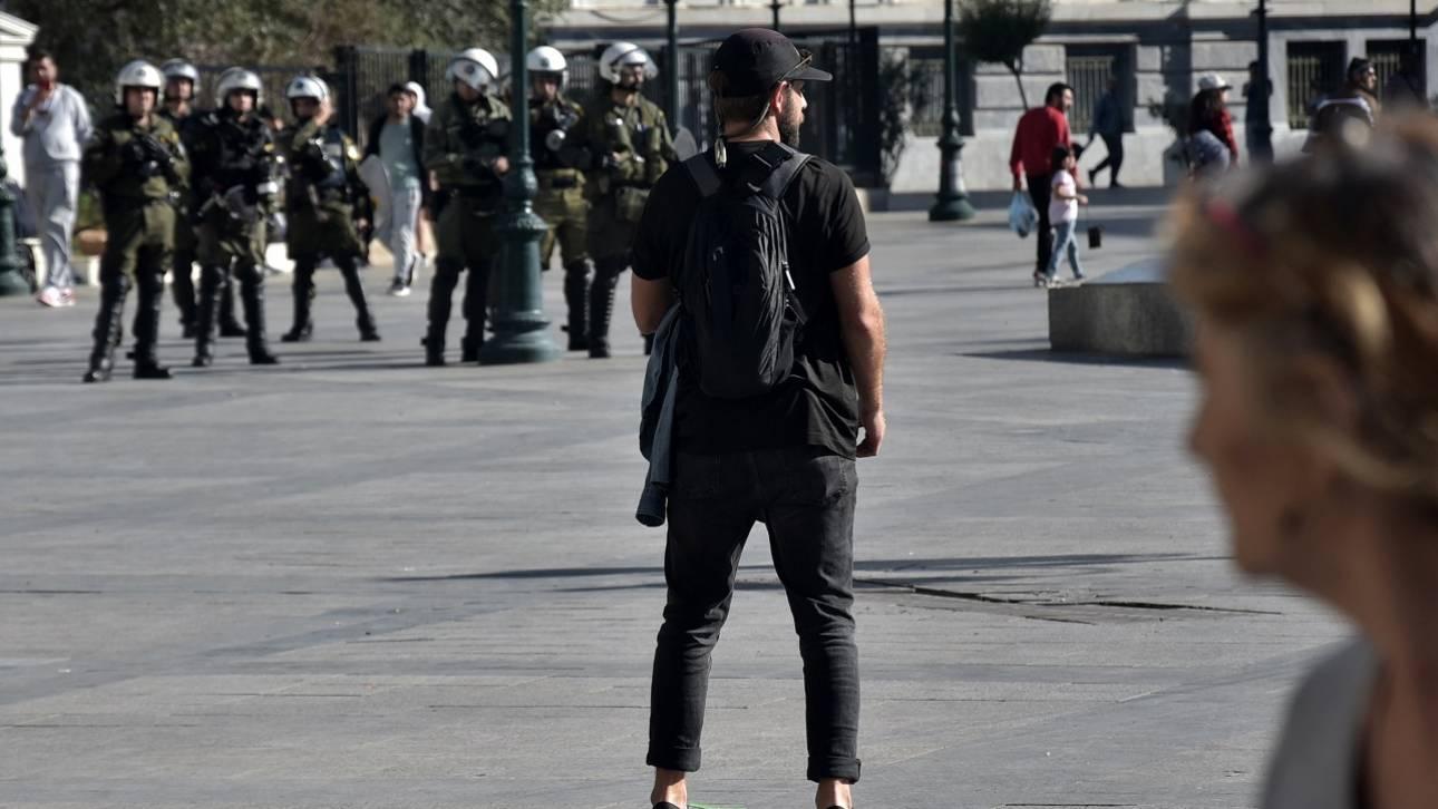 Διαδηλώσεις με ανοικτό το κέντρο της Αθήνας - Το σχέδιο της κυβέρνησης