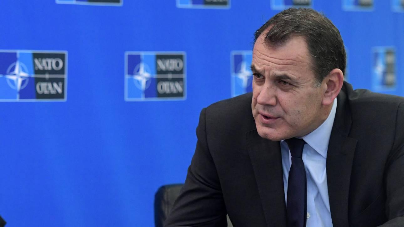 Στο Μόναχο ο Παναγιωτόπουλος: «Ψηλά» η στρατηγική σχέση Ελλάδας - ΗΠΑ