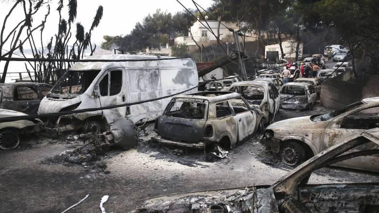 Κόντρα κυβέρνησης - ΣΥΡΙΖΑ με αφορμή προαγωγές αξιωματικών που είχαν επιτελικό ρόλο στο Μάτι