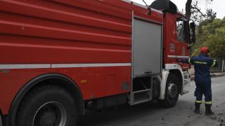 Θεσσαλονίκη: Φωτιά σε μονοκατοικία στο Νέο Ρύσιο