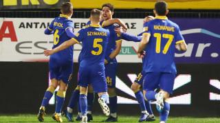 Άρης-ΑΕΚ 0-1: Νίκη με υπογραφή Αλμπάνη