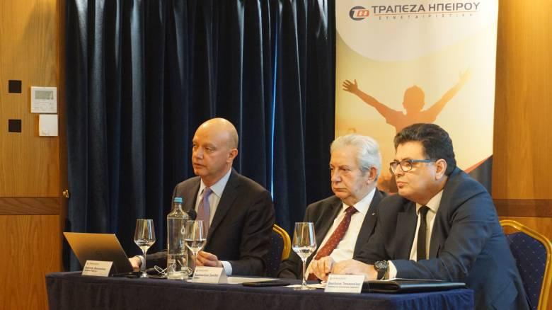 Συνεταιριστική Τράπεζα Ηπείρου: Με τη στήριξη του στρατηγικού επενδυτή το νέο σχέδιο ανάπτυξης