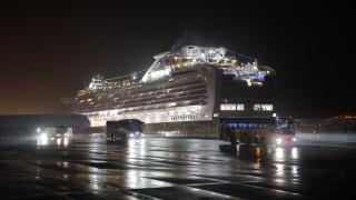 Κοροναϊός: Οι εξελίξεις για τους επιβάτες του κρουαζιερόπλοιου Diamond Princess