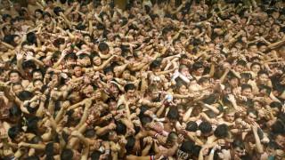Γυμνoί στο κρύο: 10.000 Ιάπωνες στο φετινό φεστιβάλ «Hadaka Matsuri»
