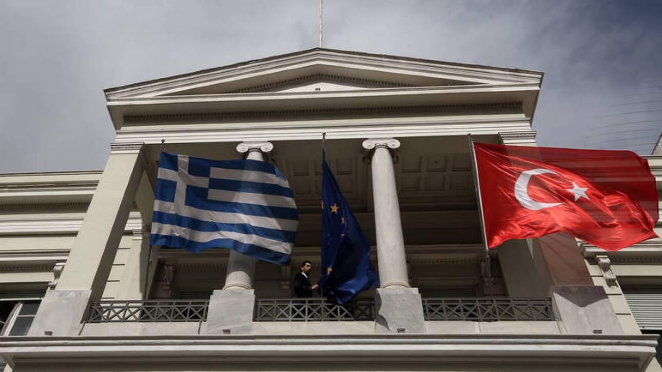 Ξεκινά ο διάλογος για τα Μέτρα Οικοδόμησης Εμπιστοσύνης Ελλάδας – Τουρκίας