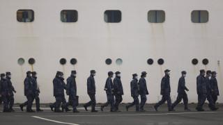 Κοροναϊός: «Δεν μας έχουν ελέγξει, όλα είναι πιθανά», λέει ο Ελληνοαμερικανός του Diamond Princess