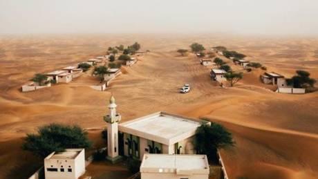 Al Madam: Το χωριό-φάντασμα που «καταπίνει» η έρημος και οι ιστορίες περί στοιχειώματος