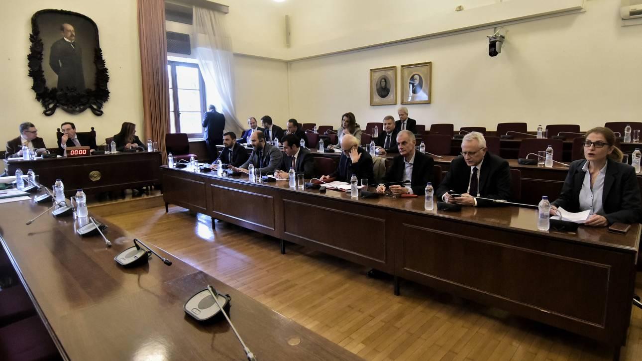Παπαγγελόπουλος: Από δημοσιεύματα αποκαλύφθηκε ότι η κ. Ράικου είχε καταχωνιάσει έγγραφο του FBI