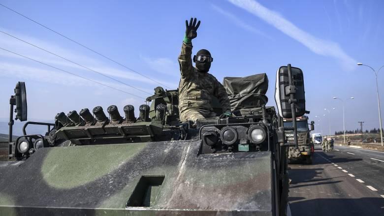 ΝΑΤΟ: Μόνη της η Τουρκία, αν θελήσει να επιτεθεί στο Ιντλίμπ